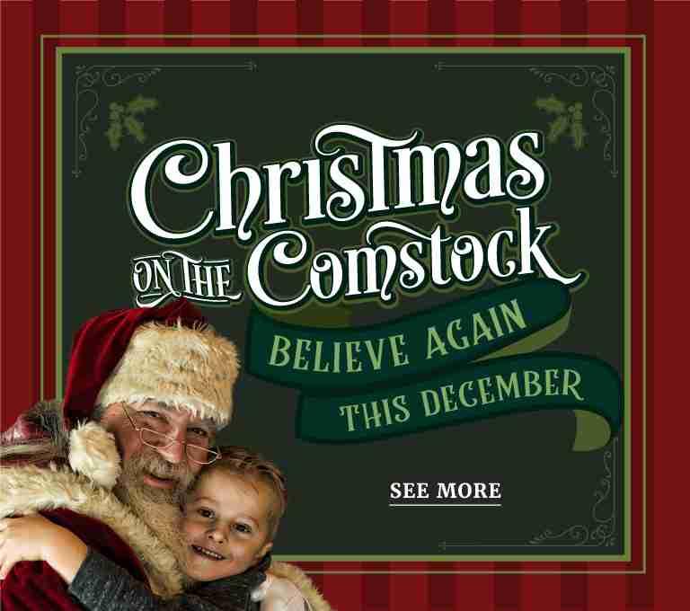 Virginia City Christmas on the Comstock